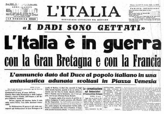 L'Italia - 11/10/1940
