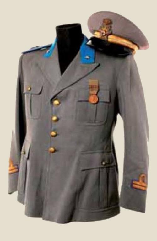 giacca nera campagna regio esercito