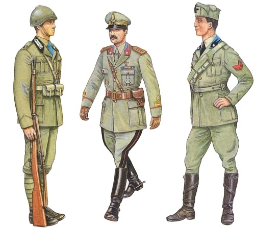 abbastanza Regio Esercito - Uniformi VV85